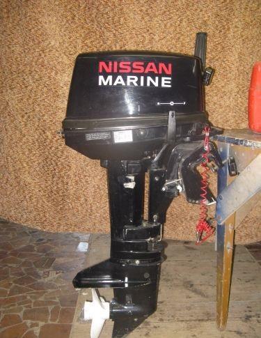 лодочный мотор ниссан марин 5лс
